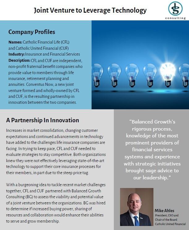 Client Spotlight CFL & CUF