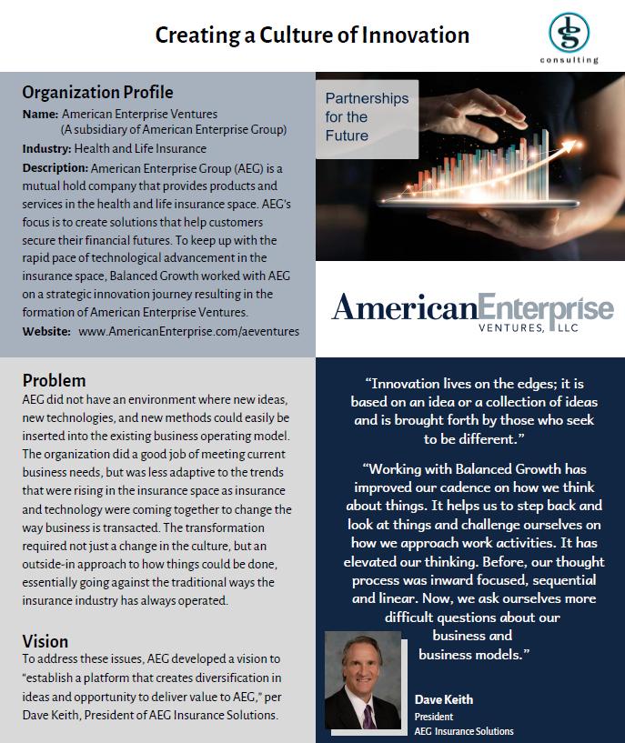 Client Spotlight: American Enterprise Ventures